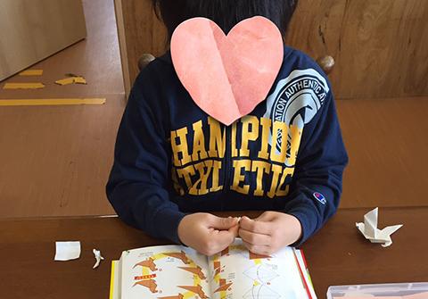 折り紙工作